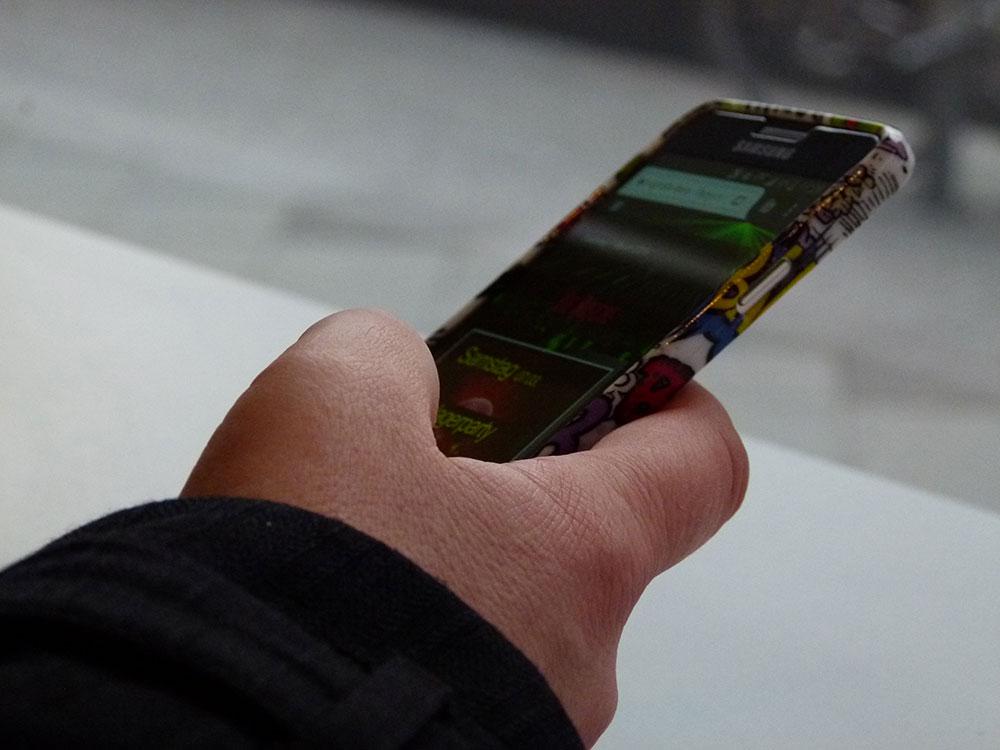 Test om du er mobilafhængig